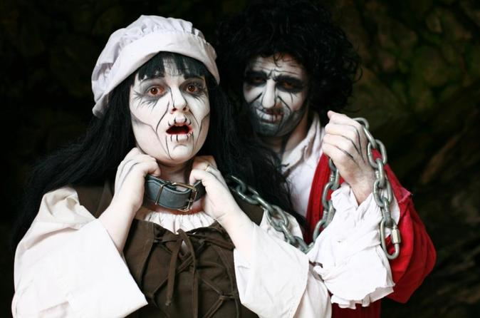 Interactive Street Theatre Crimes in New France