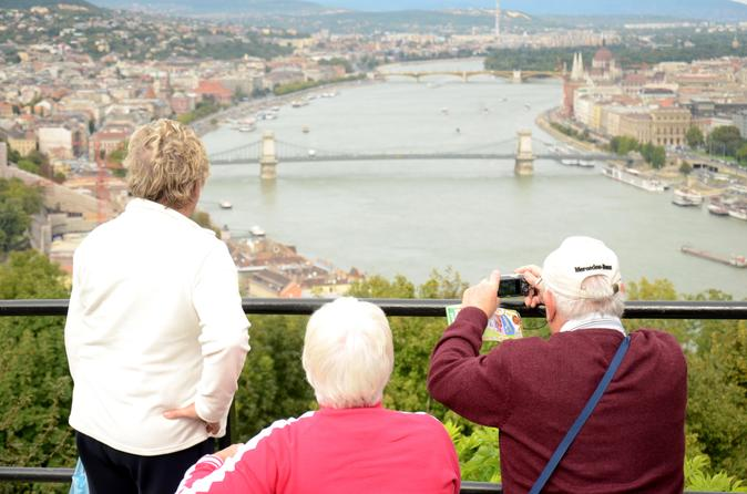 Budapest City Tour with Danube River Sightseeing Cruise Ticket