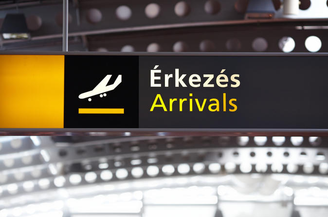 Budapest Transfer: Budapest Airport to Hotels