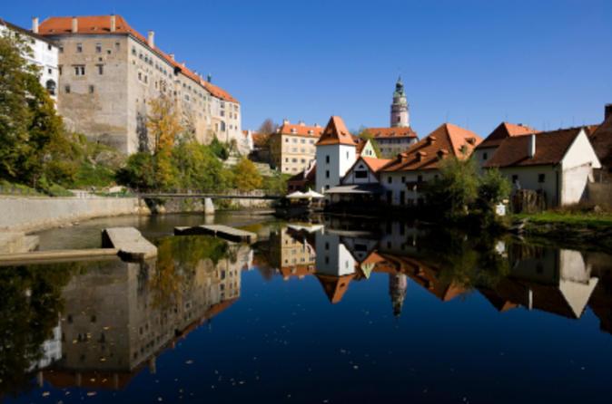 Overnight Cesky Krumlov Trip from Prague