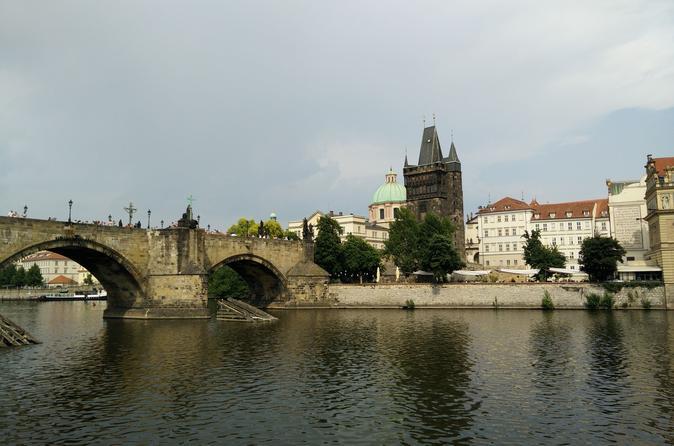 Prague City Tour Including Prague Castle and Optional Changing of the Guard