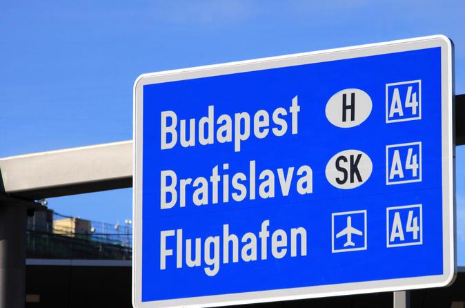 Private Round-Trip Transfer: Bratislava Airport