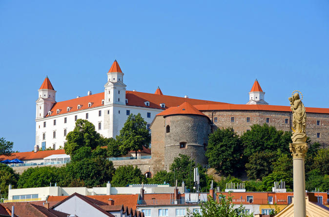 Private tour bratislava city tour with optional devin castle visit in bratislava 163652