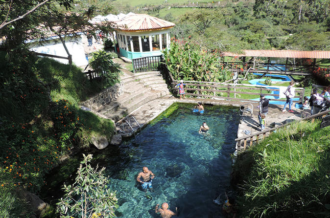 Overnight Private Tour Including Purace National Natural Park from Cali