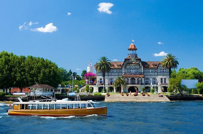 Excursão pelo Delta do Tigre e do Paraná com cruzeiro fluvial