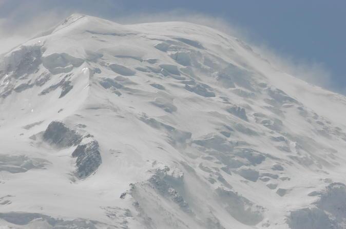 Chamonix Mont Blanc Day Walking Tour to Les Bossons Glacier - La Jonction