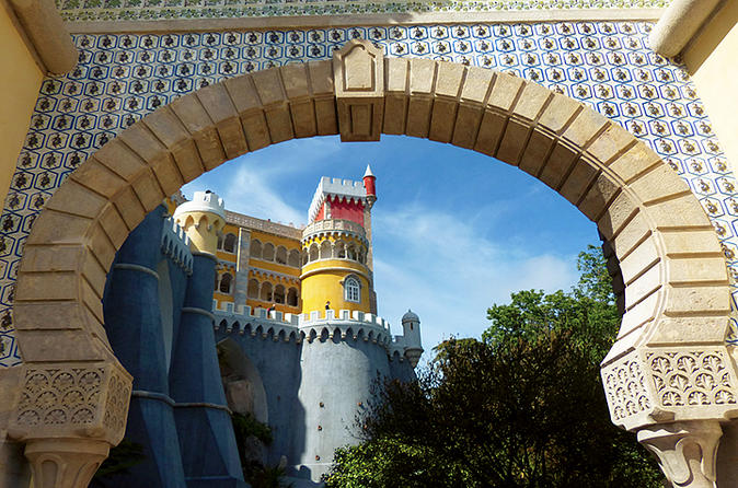 Enchanted Sintra Private Full Day Tour from Lisbon
