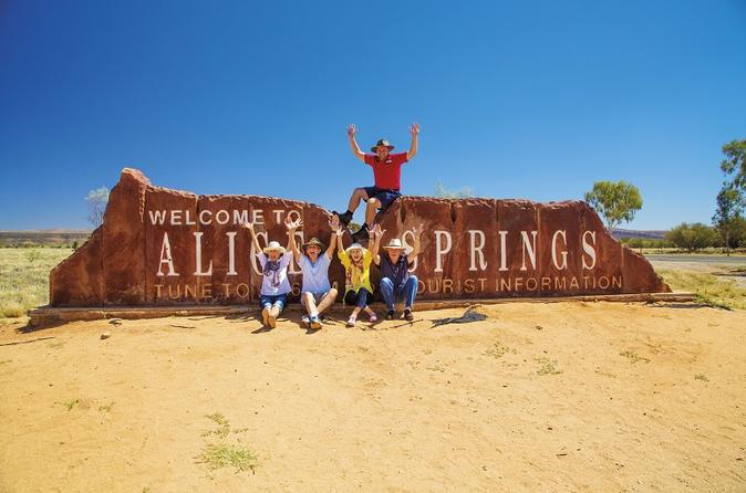 Alice springs highlights half day tour in alice springs 327783