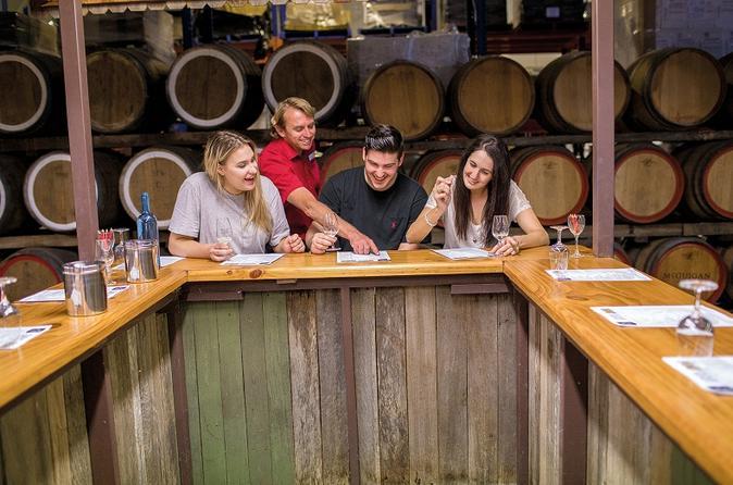 Excursão de degustação de vinhos em Hunter Valley, saindo de Sydney