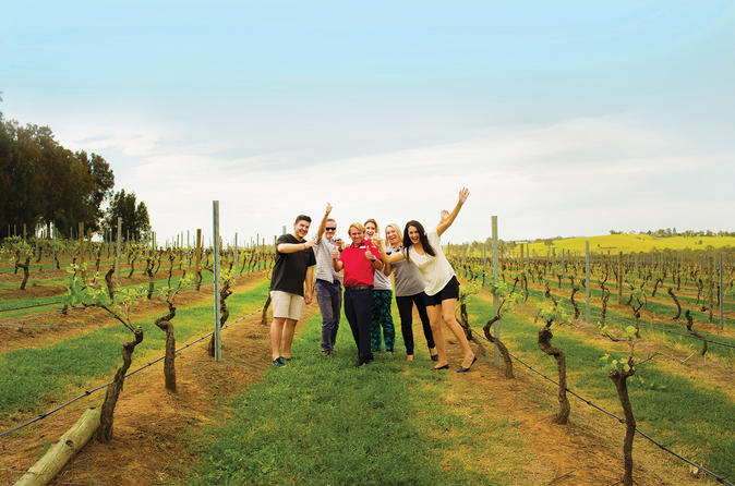Small Group Hunter Valley Adventure Tour with Wood Fired Pizza Lunch