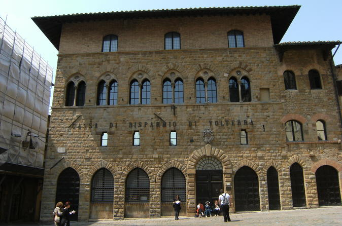 Volterra and San Gimignano Shore Excursion from Livorno Port Italy, Europe