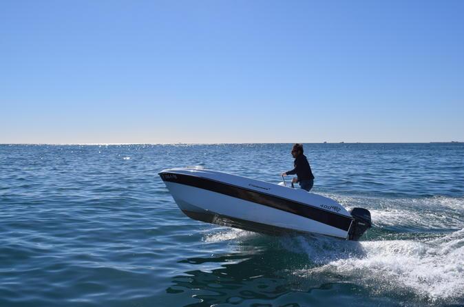 Barcelona Coastal Boat Rental