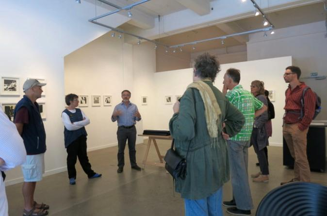 Walk and Talk Art Gallery exhibitions