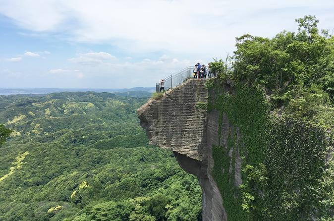 1 Day Mount Nokogiri Hiking Tour from Tokyo
