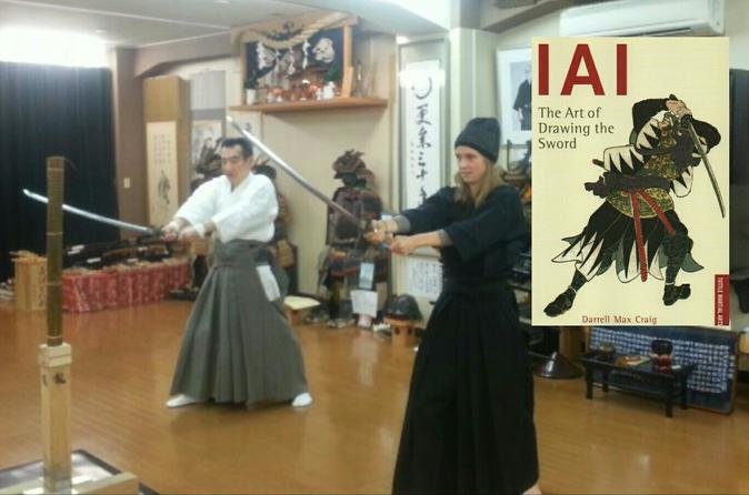 Iaido Experience Tour to Learn Samurai Spirit with Private Guide