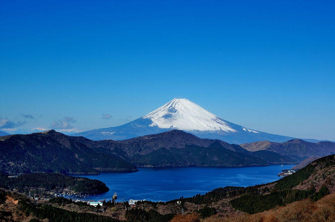 Private Custom Day Trip to Hakone with a Panoramic View of Mt Fuji""