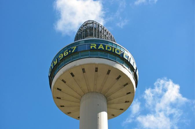 Radio city tower viewing gallery admission ticket in liverpool 251769