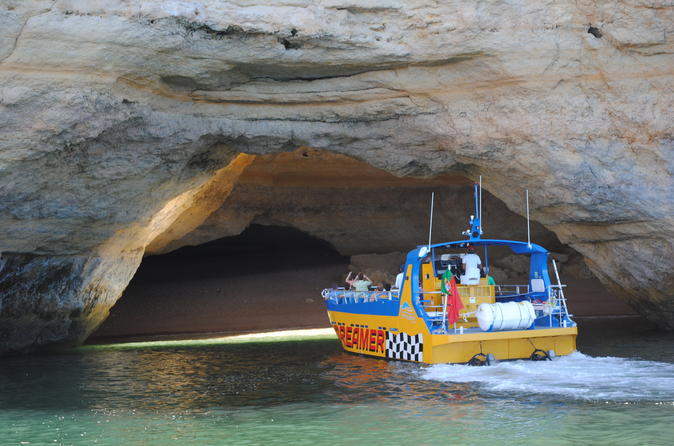 Albufeira dreamer boat trip in albufeira 321609