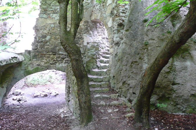 Helenental Castles Hike with Transport from Vienna