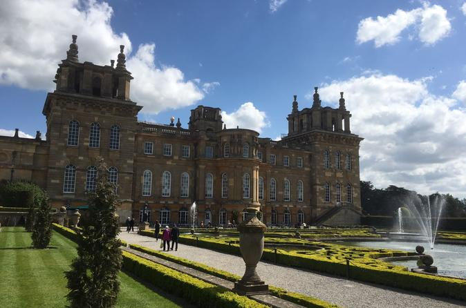 Blenheim palace guided tour in cotswold district 734707