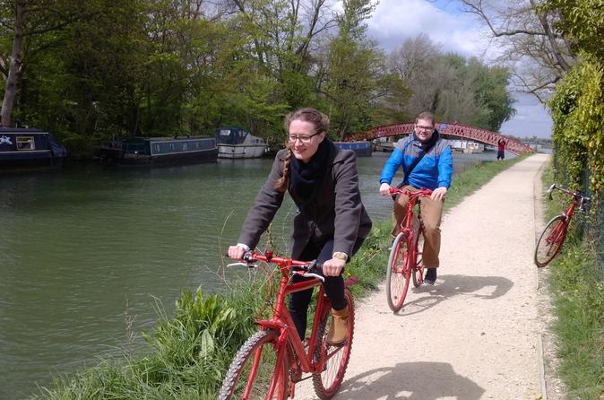 Oxford Bicycle Tour Along Thames Path