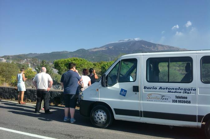 Etna and taormina full day tour from modica in modica 293841