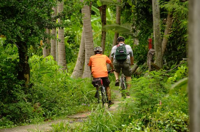 Bangkok Gardens And Canals Bike Tour 2017