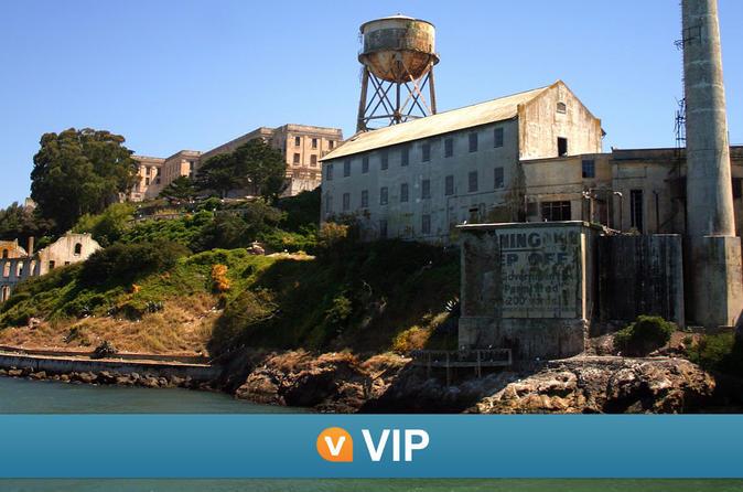 Viator VIP: Acesso antecipado a Alcatraz e excursão exclusiva de bonde