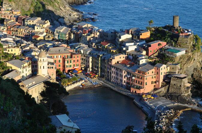 Livorno Livorno Private Shore Excursion to Portovenere and the Cinque Terre Italy, Europe