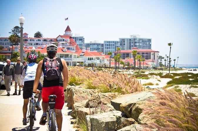 Coronado bike tour in coronado 252533