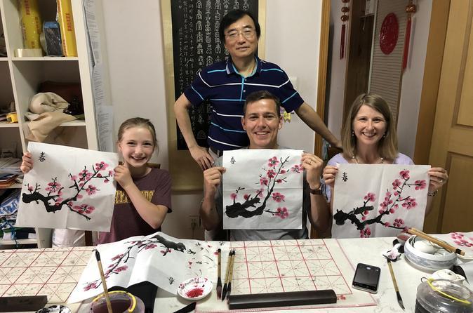 Shanghai Chinese Painting Class