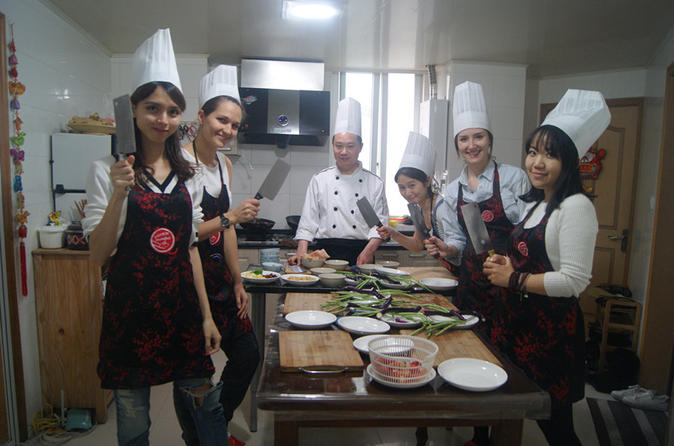 Vegetarian Cooking Class and Wet Market Visit