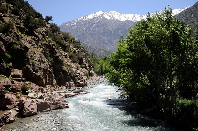 Private Tour: Day Trip to Ourika Valley from Marrakech