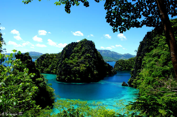 Full-Day Coron Island Ecotours""