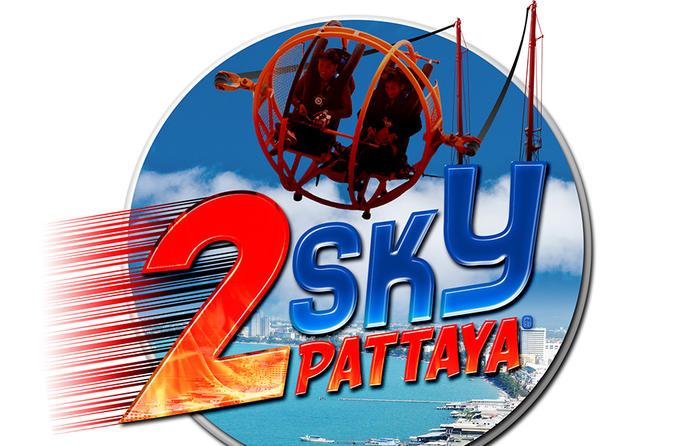 2 SKY Pattaya Rocket Ball Ride