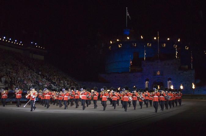 2-Night Royal Edinburgh Military Tattoo Independent Experience