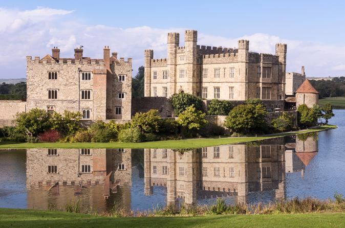 3-Day Leeds Castle, White Cliffs and Flavours of Kent Tour from London