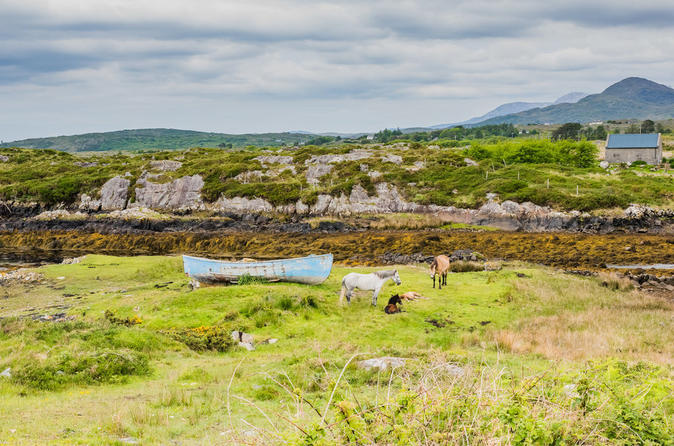 Connemara, Galway And The Far West - One Day Tour From Dublin