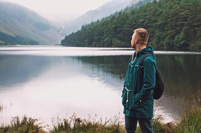 Glendalough, Powerscourt & The Wicklow Mountains - One Day Tour From Dublin