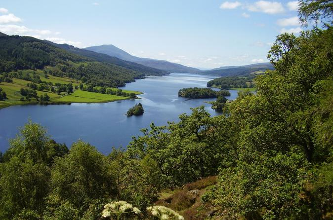 Highland lochs glens and whisky small group day trip from edinburgh in edinburgh 136260