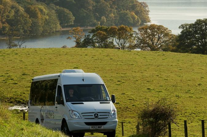 Loch Lomond and Glengoyne Whisky Distillery Half Day Tour from Glasgow