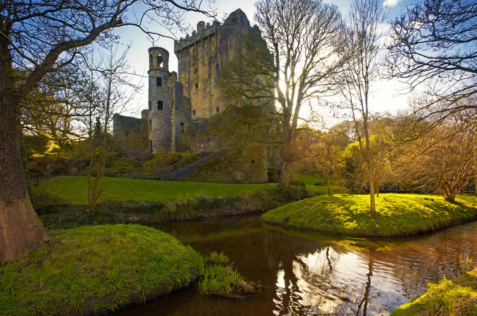 The Blarney Stone And Rock Of Cashel - One Day Tour From Dublin