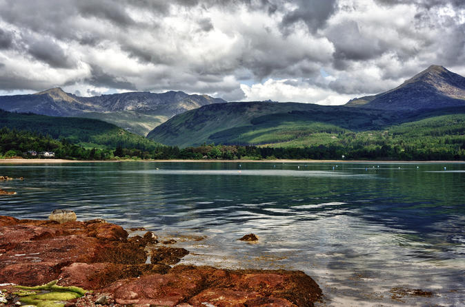 Viagem diurna na Ayrshire Coast saindo de Glasgow: Robert Burns Country e Culzean Country Park