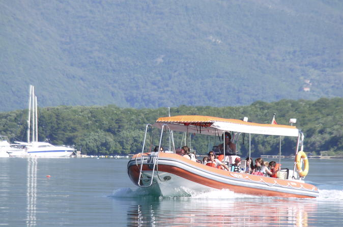 Bay of kotor private speed boat charter in tivat 333962