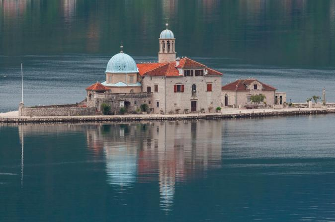Our Lady of the Rocks - Express Tour by Speedboat from Kotor