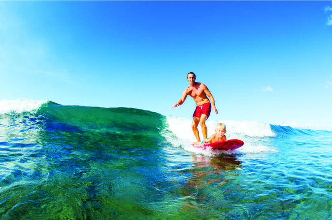 Private Surf Lesson at Punta Mita in Nayarit
