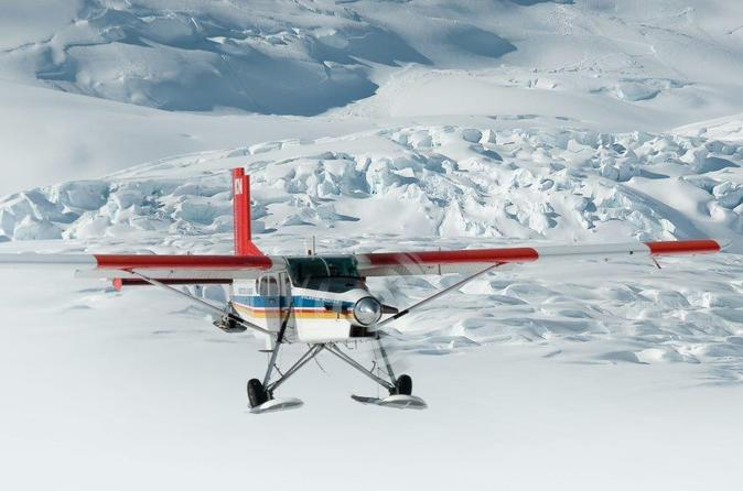 20 minute glacier ski plane tour from mount cook in mount cook national park 287672