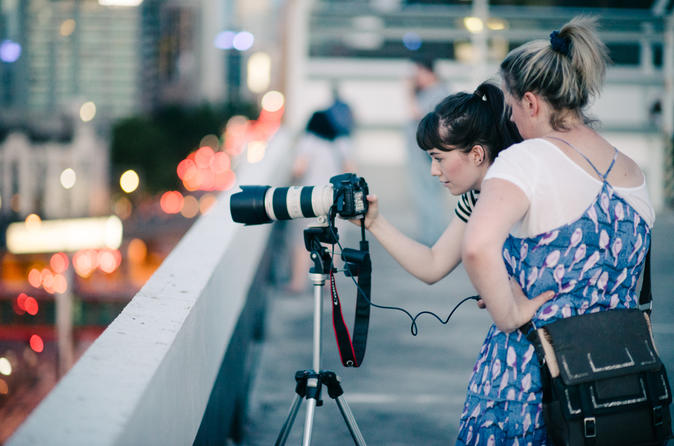 Perth Private Night Photography Walking Tour