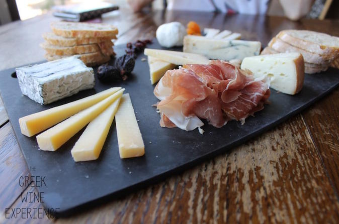 Greek wines and cheese tasting at kefalonia in skala 254844