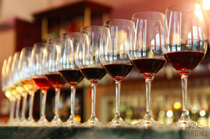 Premium greek wine tasting at kefalonia in skala 254831